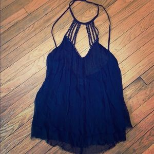 Urban outfitters strappy top